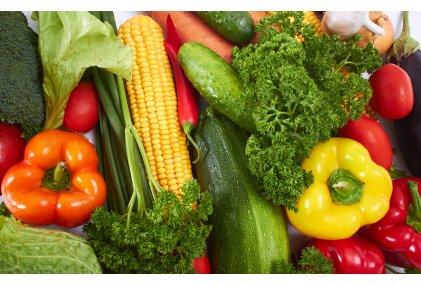 Овощи, ягоды (44)