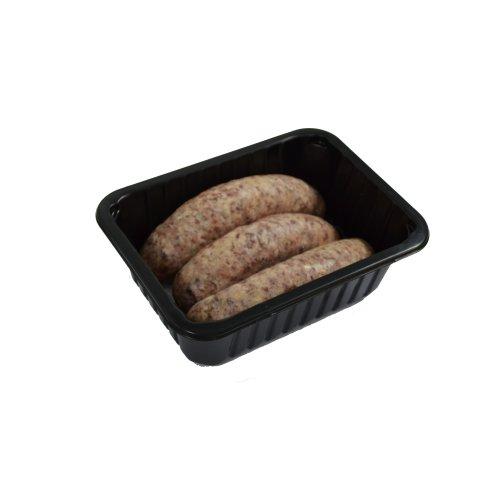 Колбаски для жарки из свинины и говядины