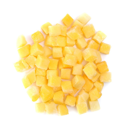Манго кубик замороженный